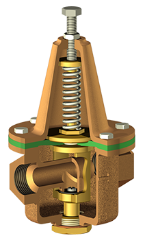 AD10 reducing valve