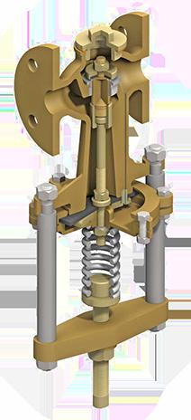 Quitetite reducing valve