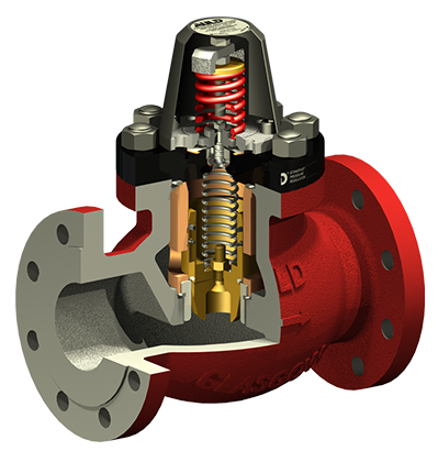 Surplus valve